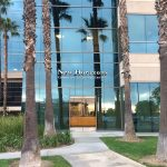 Front entrance to our Anaheim meeting room rental, training, and conference center