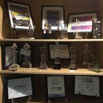 Awards for our quality conference room rentals and training center
