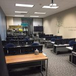 Room 108 of Anaheim space available for meetings or training