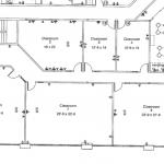 Sacramento meeting space layout