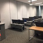 Room 104 of Anaheim space available for conferences
